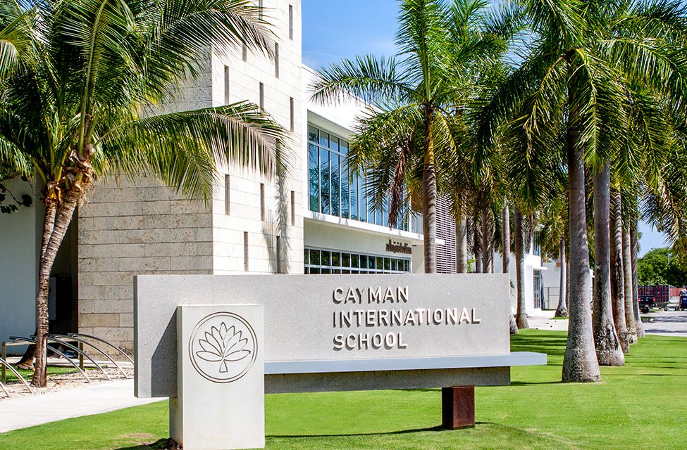 Cayman International School exterior