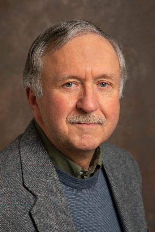 Robert Hampel portrait