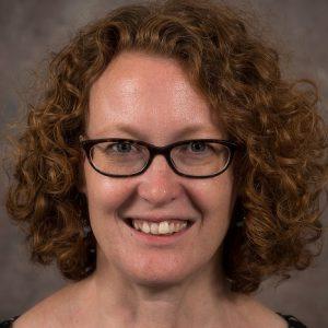 Ruth Fleury-Steiner headshot