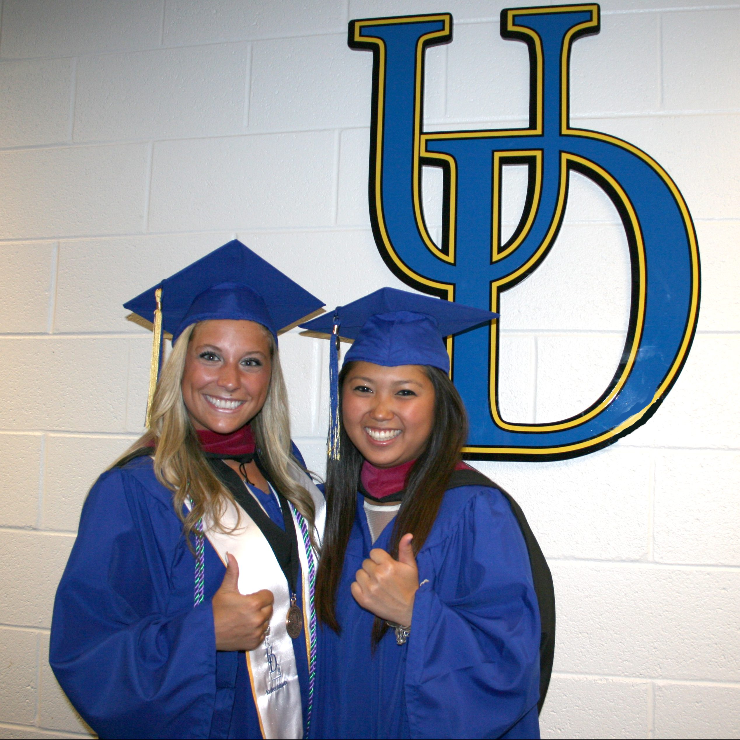 CEHD graduates give thumbs up