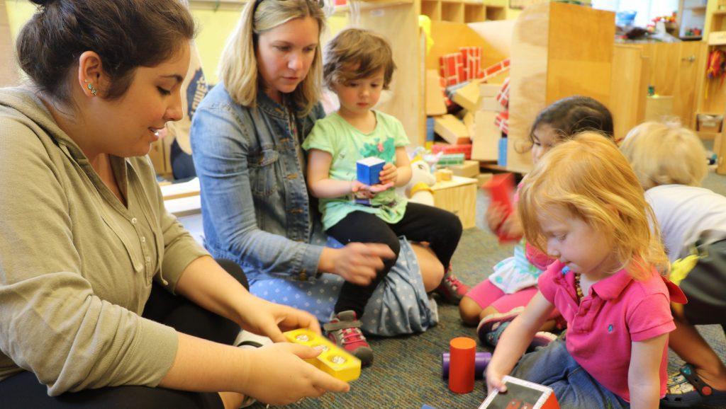 UD Lab Preschool class