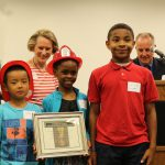 the ELC, LPS and TCS receive fire safety award