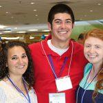 Three CEHD alumni at UD Alumni Weekend