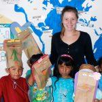 Morgan Lehr Peru w kids