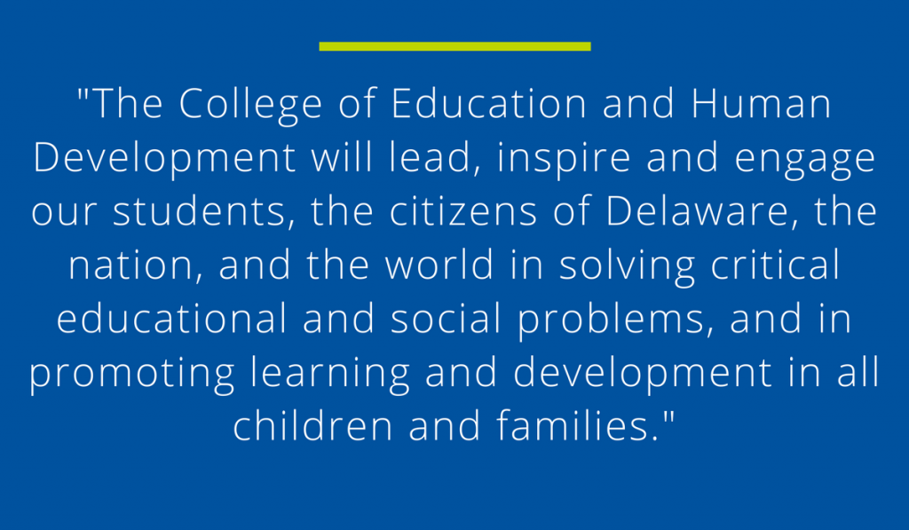 Ud Vision strategic plan future of education