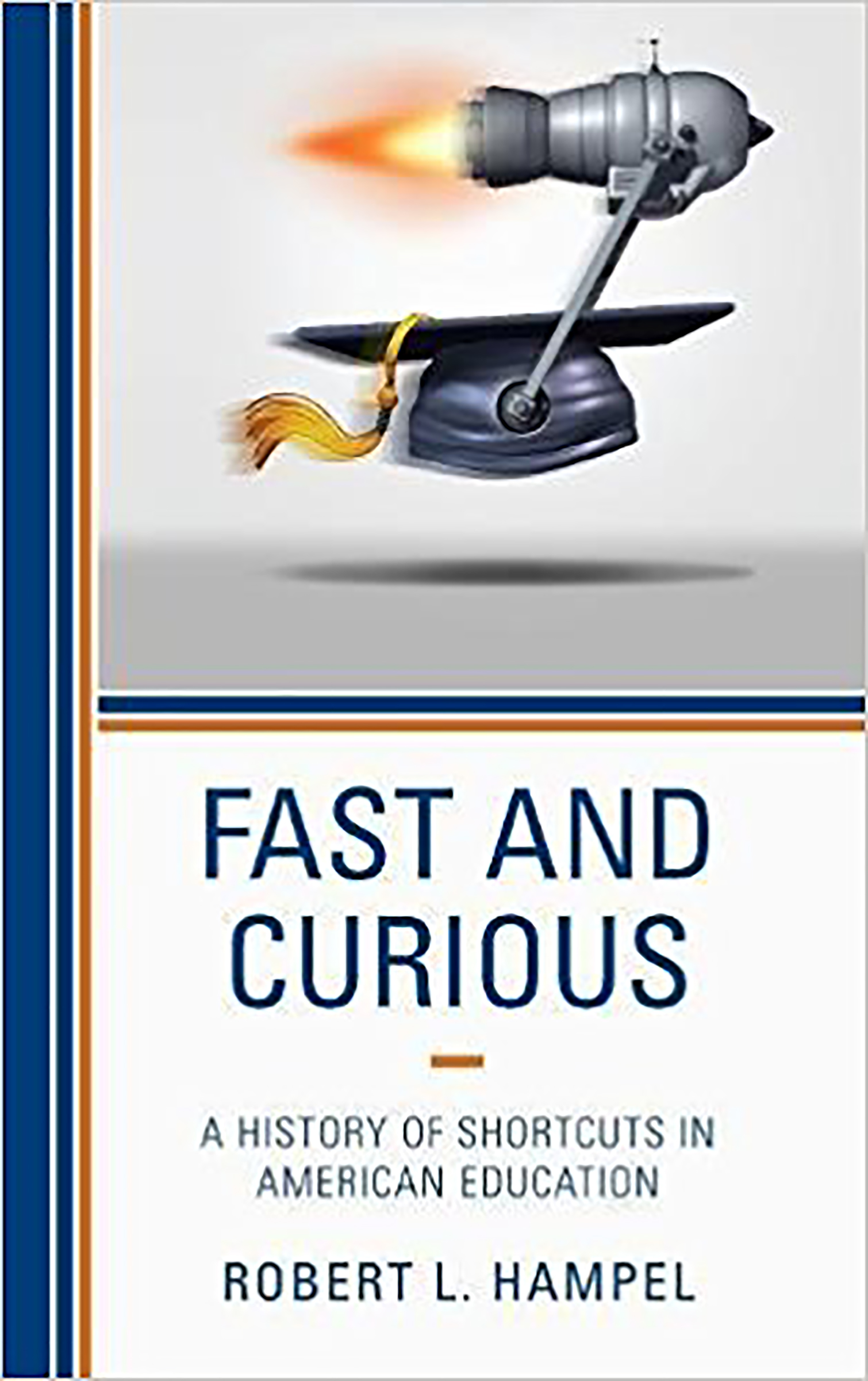 Fast and Curious book cover
