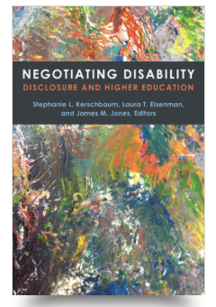 Negotiating Disability book cover