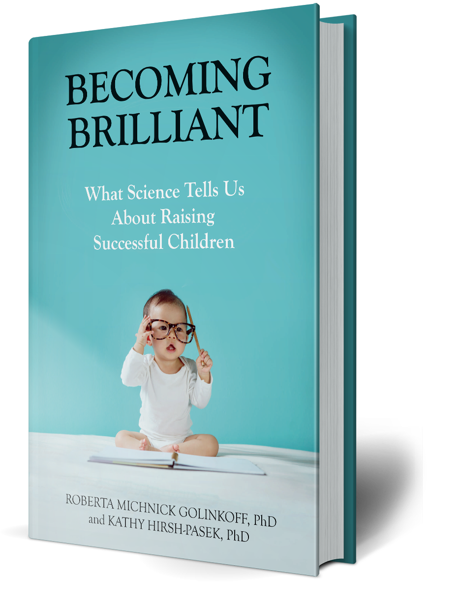 Becoming Brilliant book cover