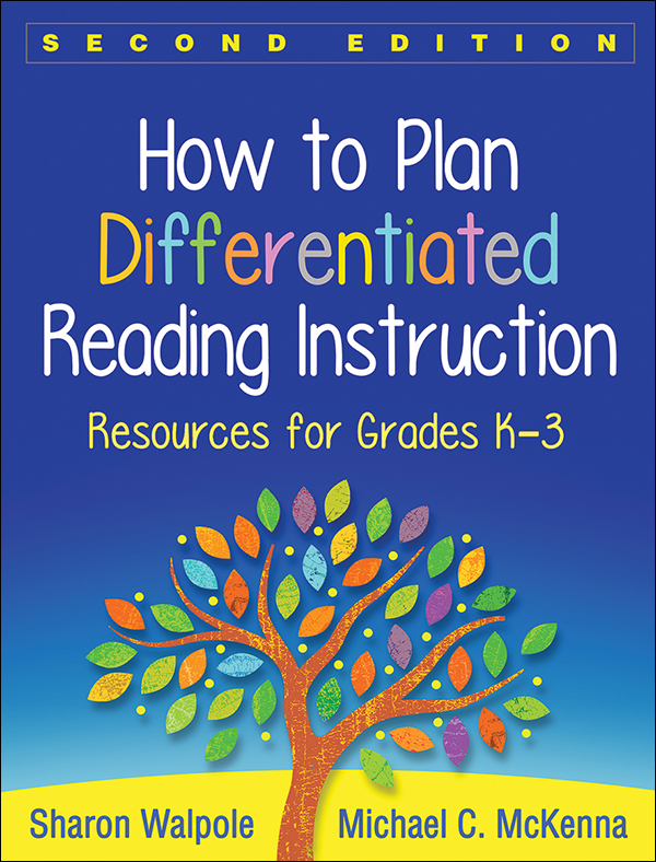How To Plan Differentiated Reading Instruction book cover