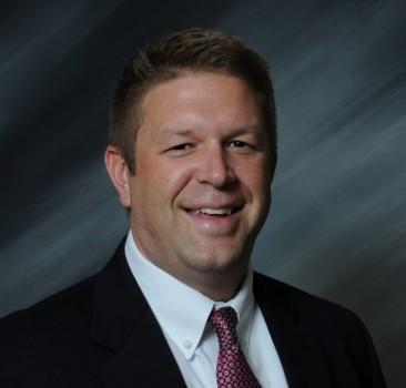 Steve Amendum, associate professor of literacy education in the School of Education.