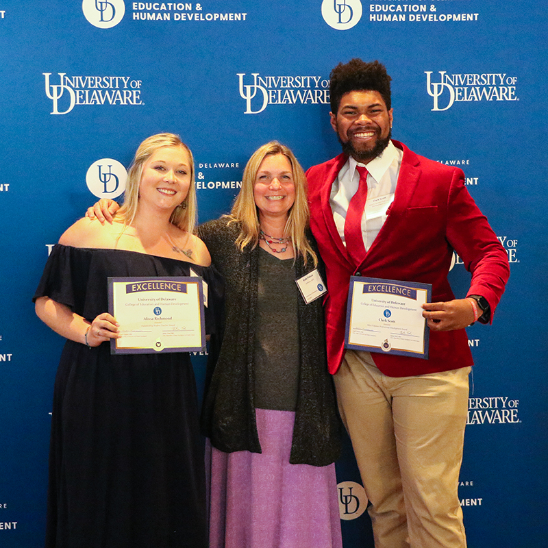 HDFS Awardees at the 2019 Celebration of Excellence