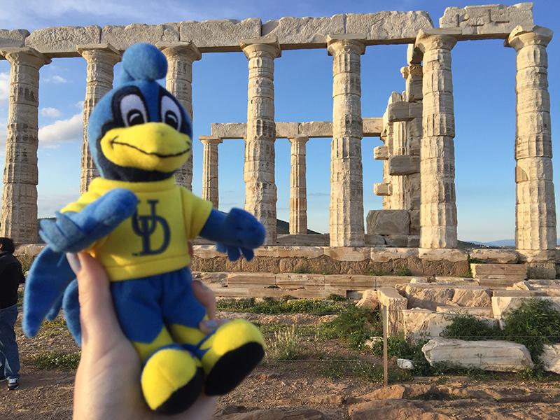 YouDee plush in Greece