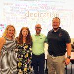 Four CEHD alumni