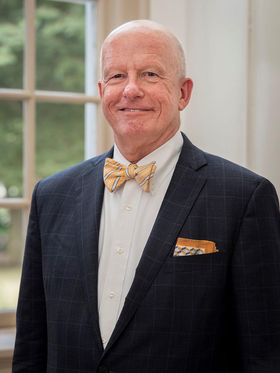 Gary T. Henry portrait