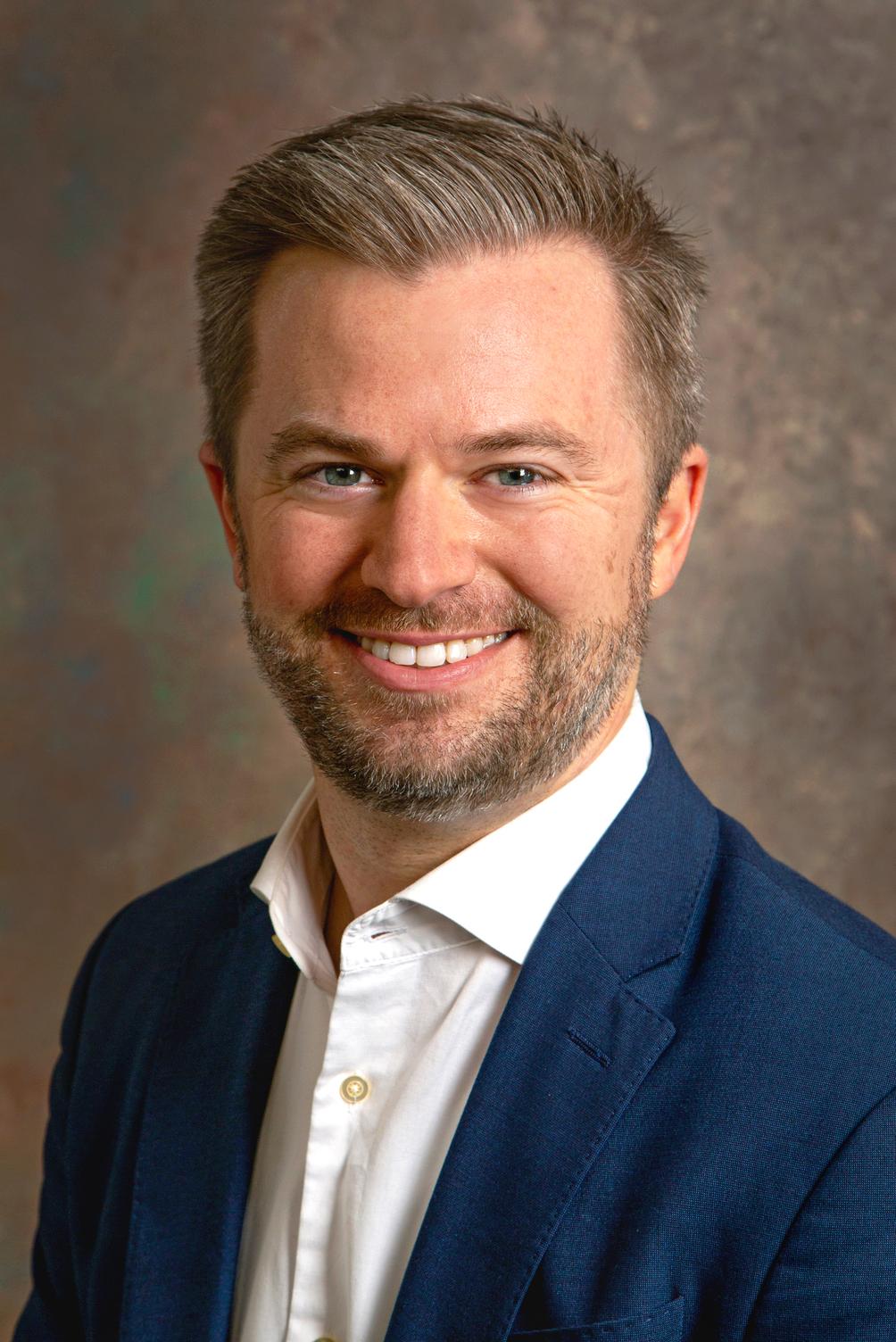 Bryan A. VanGronigen portrait