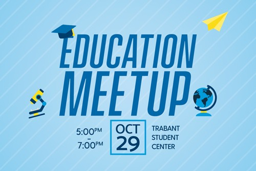 Education Meetup on October 29, 2019
