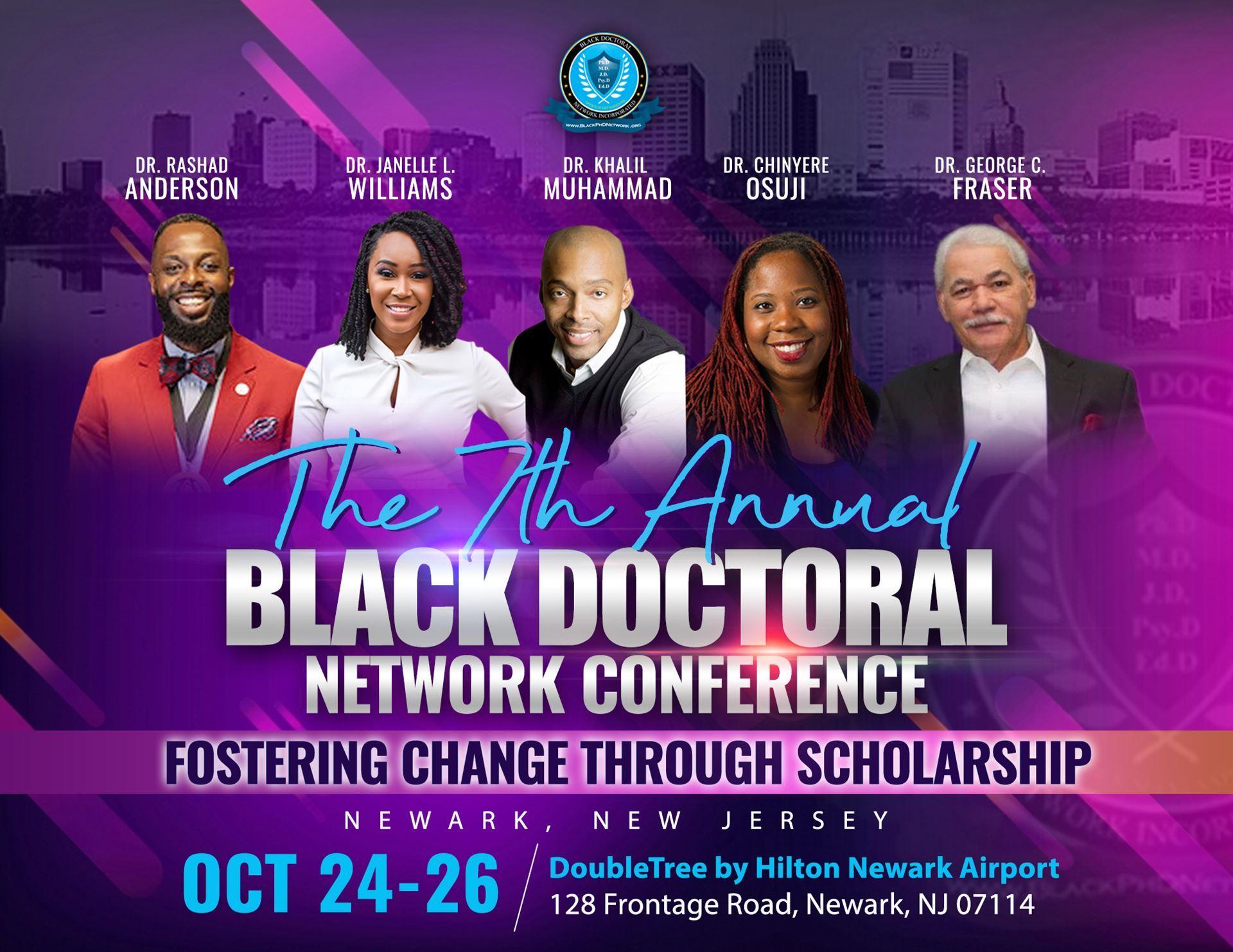 Black Doctoral Network Conference 2019