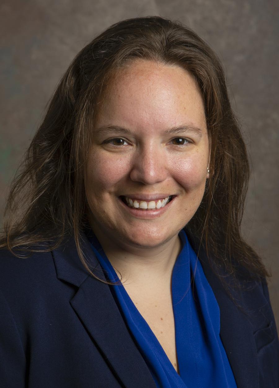 Stephanie Del Tufo portrait
