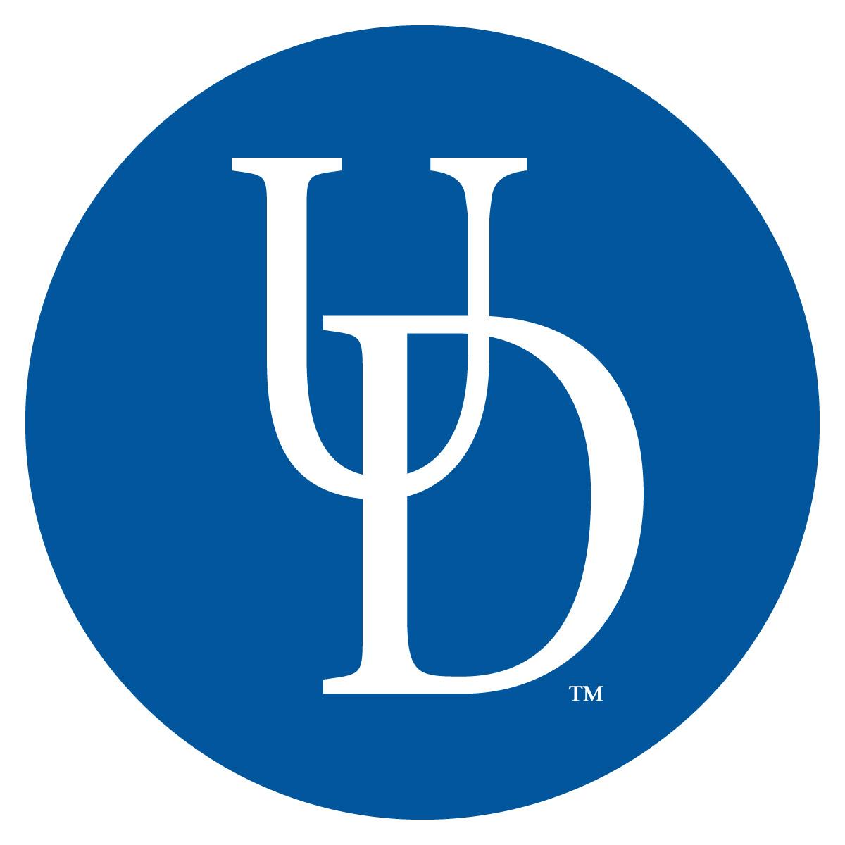 University of Delaware monogram logo