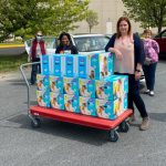 The Basic Needs for Babies campaign, organized by New Directions Early Head Start at UD, provides diapers, wipes and other basic necessities for families who may be adversely affected financially due to the coronavirus.