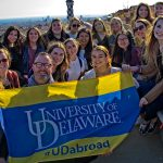 Bill Lewis has been named the 2020 UD Study Abroad Faculty of the Year for his annual School of Education program to Barcelona, Spain.